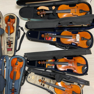 【ネット決済】分数バイオリン[値下げ]