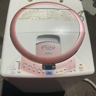 ✅配送無料✅・訳あり ・日立  タテ型洗濯乾燥機(7.0k…