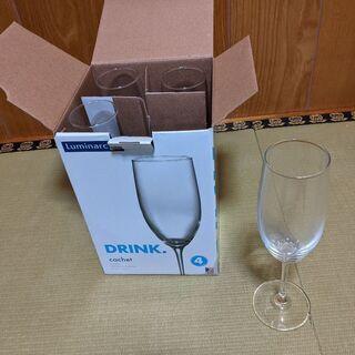 ワイングラス4個セット★