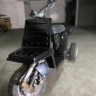 ジャイロx ベース車 - バイク