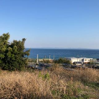 淡路島 海のみえる土地