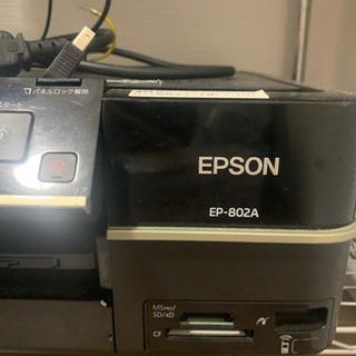 プリンター (EP-802A)