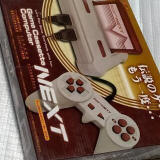 ファミコン互換機 (内臓ゲーム8種類) ゲームカセットコン…