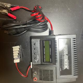 ラジコン 充電器
