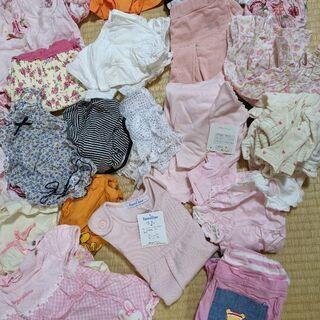 【ネット決済】【お値下】子供服、女の子サイズ80まとめ売り