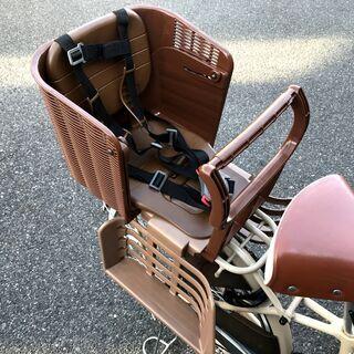 【自転車用リヤチャイルドシート】RBC-006N / OGK