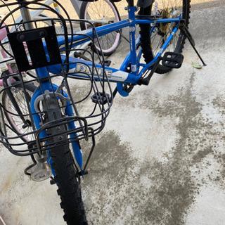 24インチ 男の子自転車