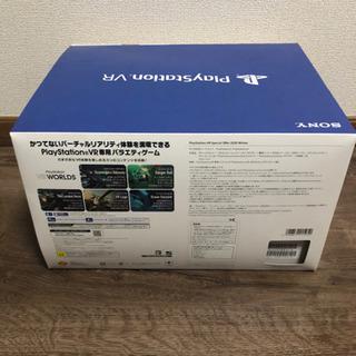 【ネット決済】PSVR 今年4月GEO新品27000円購入 使用...