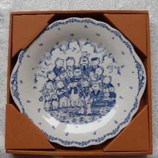 テディベア 大皿