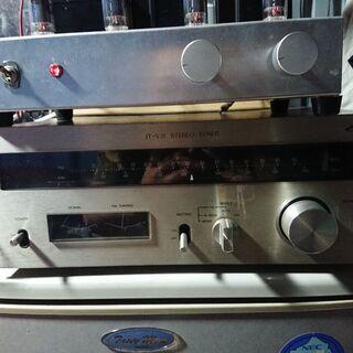 ビクターチュウナーラジオになります。