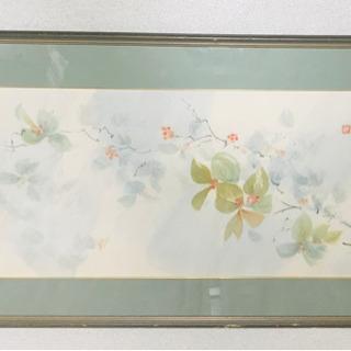 絵画(大きめ) 額縁87×53cm