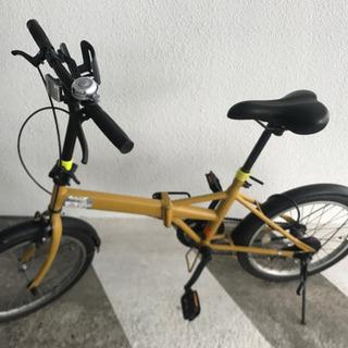 【値下げしました】折りたたみ自転車