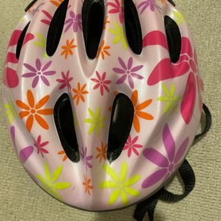 ヘルメット 女児 未使用