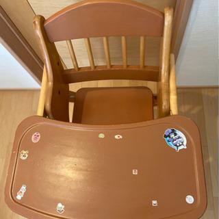 無料 ベビーハイチェアー 椅子 離乳食 赤ちゃん