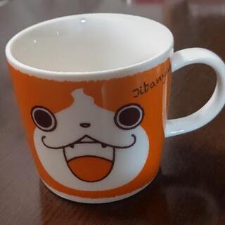 妖怪ウォッチ ジバニャンのマグカップ