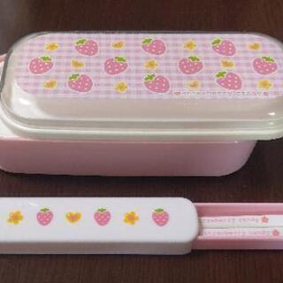 お弁当箱 お箸付き - 子供用品