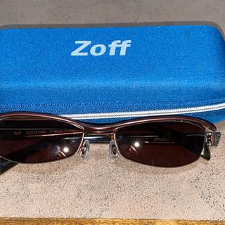 Zoffの度無しサングラス?になります