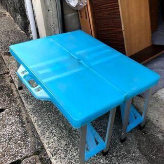 折り畳み ピクニック アウトドア テーブル