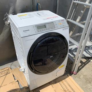 【ネット決済】パナソニック ドラム式電気洗濯乾燥機 NA-VX8...
