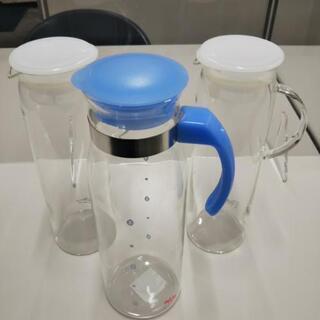 冷水筒3本