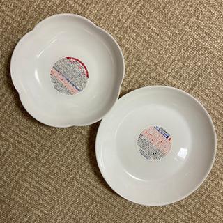 【新品】山﨑パンまつり 白いディッシュ 2皿セット