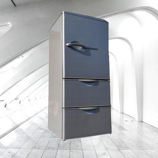 3ドア冷蔵庫 AQUA 2012年 保証付き 配送室内設置…