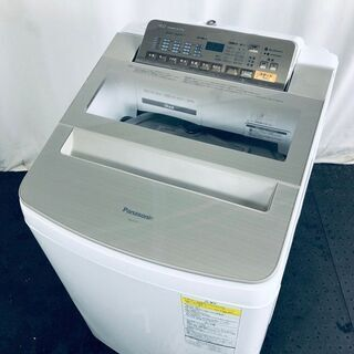 【ネット決済・配送可】パナソニック Panasonic 洗濯機 ...