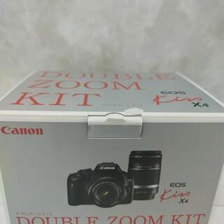 Canon EOS KISS X4 Wズームキット