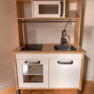 IKEA おままごとキッチン 食器棚