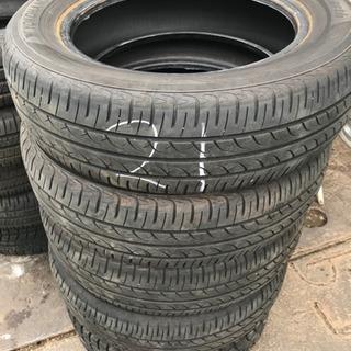 タイヤのみ4本セット YOKOHAMA    BLUEAR…
