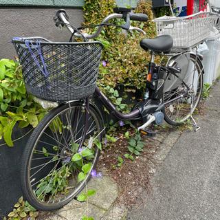 【ネット決済】Panasonic電動自転車