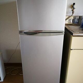 【ネット決済】シャープ 冷蔵庫 118L SJ-H12W