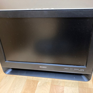 SONY 【BRAVIA】液晶デジタルテレビ 20インチ