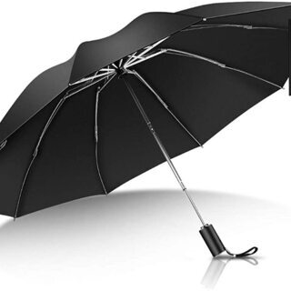 【ネット決済】㊄自動開閉式傘 NELIPO 頑丈な10本骨 耐強...