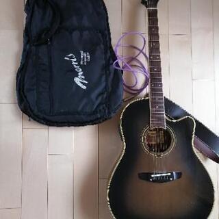 ギター エレアコ Rumbler MR-1 モーリス
