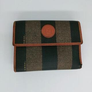 「フェンディ」「FENDI」折りたたみ財布 二つ折り財布 25