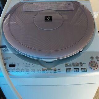 SHARP シャープ 電気洗濯乾燥機 ES-TX820 洗…
