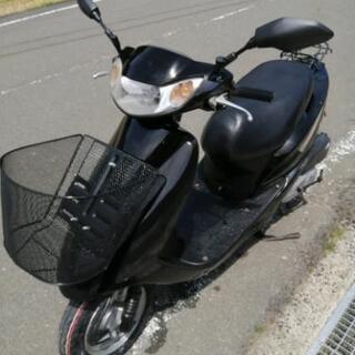 原付きスクーター