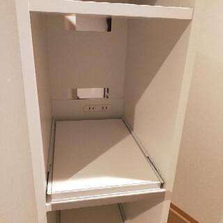 キッチン用収納棚 - 家具