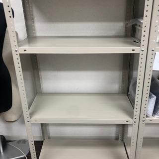 【今月までの特価品】小型 スチールラック シェルフ 棚 オフィス用家具