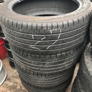 タイヤのみ4本 DUNLOP SPORT MAXX ラジア…