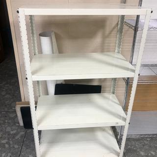 【今月までの特価品】スチールラック シェルフ 棚 オフィス家具 ...