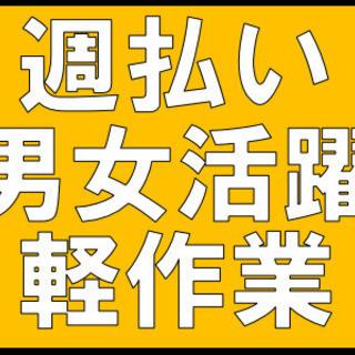 【月半分休み→なのに月収20万円以上稼げる】未経験OK!工場内製...