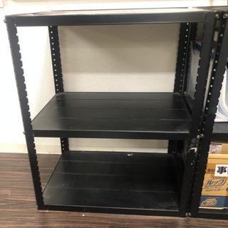 【今月までの特価品】小型 スチール ラック シェルフ 棚 オフィス家具