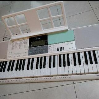 【ネット決済】CASIO光ナビ キーボード ピアノ