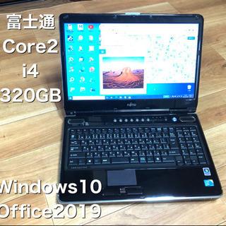🔲富士通 NF/D70 15.6インチ/Core2 P8700/...