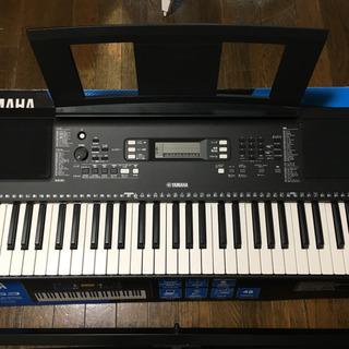【ネット決済】ヤマハ E363 電子ピアノ スタンド付き