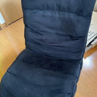 座椅子 二つ
