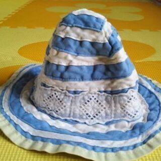 ベビー帽子48
