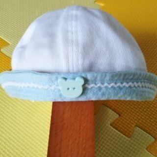 クマの帽子44